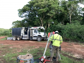 Michels utilized ultraviolet light (UV) cured-in-place (CIPP) pipe liners to rehabilitate nearly 45,000 linear feet of sanitary sewer pipes and 138 manholes in Guam, making it among the largest UV projects in the United States.