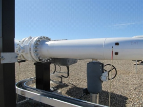 Michels performed management and construction work on a 26,000-hp crude oil pump facility. This included piping and mechanical scope, and pump installation.